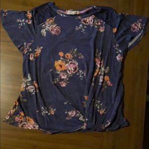 Women's size extra large top